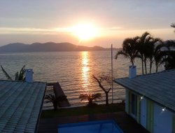Florianopolis hotels with lake view