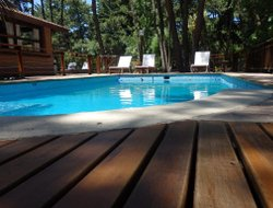 Mar de las Pampas hotels with swimming pool