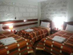 Arequipa hotels with restaurants