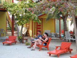 Top-6 hotels in the center of Caye Caulker Island