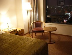 Top-6 hotels in the center of Tomakomai