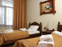 Top-5 hotels in the center of Khanty Mansiysk