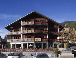 Morgins hotels with restaurants