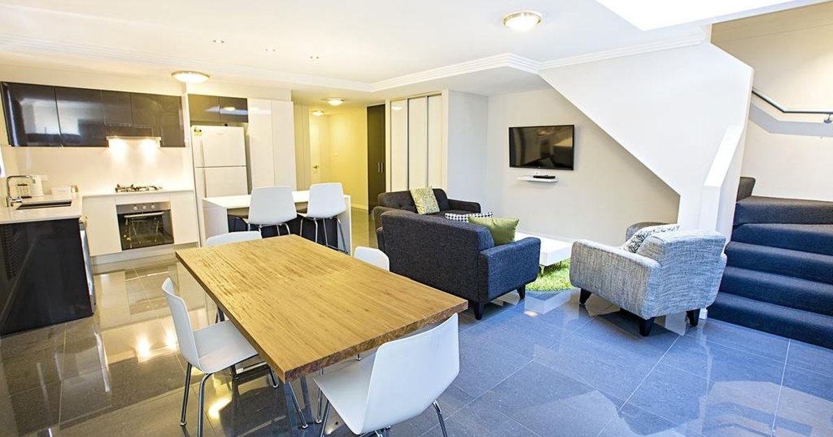 Astina Serviced Apartments - Parkside