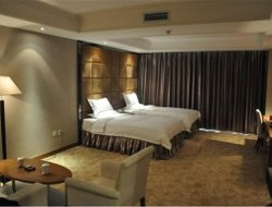 Datong hotels with restaurants