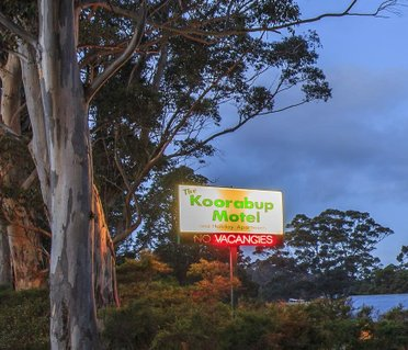 The Koorabup Motel