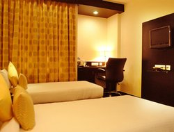 Top-5 hotels in the center of Kanpur