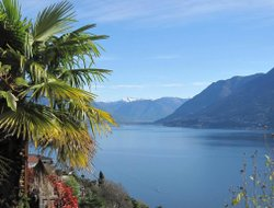 Brissago hotels with swimming pool