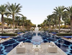 Dubai City hotels with swimming pool
