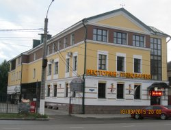 Tver hotels with restaurants