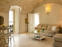 Top-3 of luxury Monopoli hotels