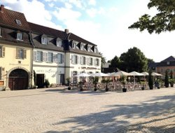 Top-5 hotels in the center of Schwetzingen