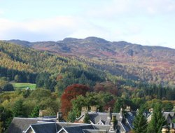 Pitlochry hotels with restaurants