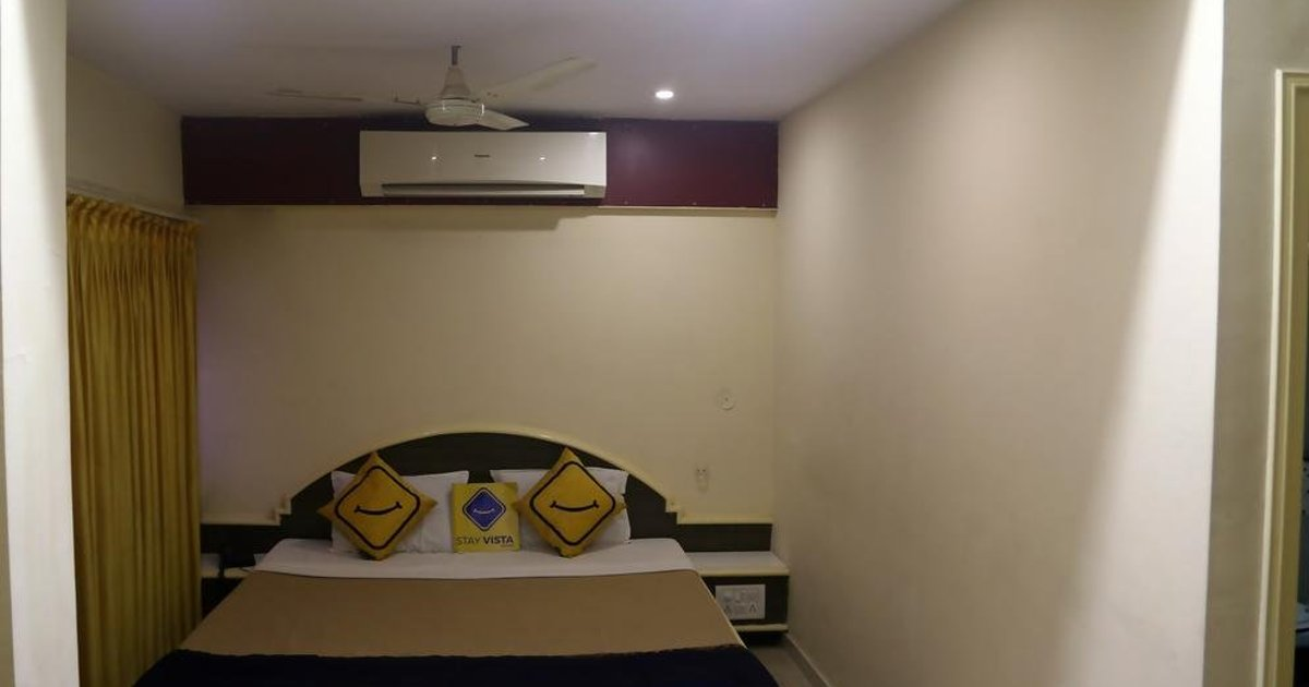 Vista Rooms @ Bhupendra Road