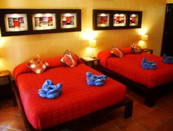 Top-5 romantic Mahahual hotels