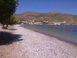 Tilos Island hotels with sea view
