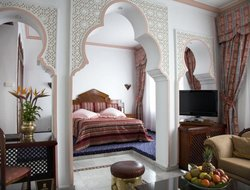 Top-10 hotels in the center of Tangier