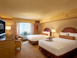 North Las Vegas hotels with restaurants