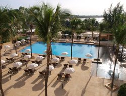 Top-9 hotels in the center of Saly Portudal