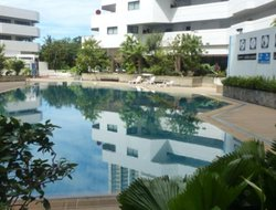Jomtien Beach hotels with sea view