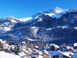 Top-5 hotels in the center of Champery
