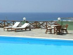 Tinos Island hotels with restaurants