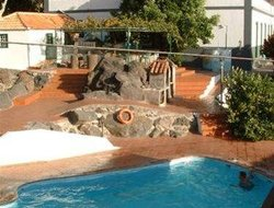 La Gomera Island hotels with swimming pool