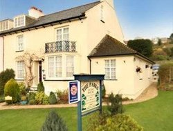 Top-4 romantic Minehead hotels