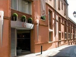 Toulouse hotels with restaurants