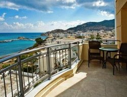 Karpathos Island hotels with sea view