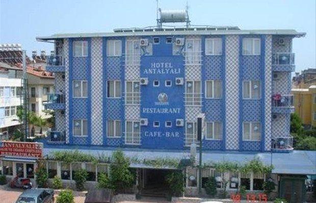 фото Antalyali Hotel 668140311
