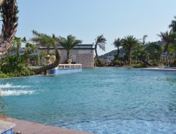 Nansha hotels with swimming pool