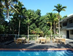 Nadi hotels with swimming pool