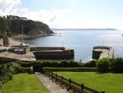 St. Austell hotels with sea view