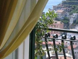 Minori hotels with sea view