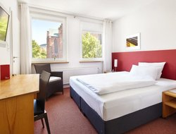 Top-10 hotels in the center of Luebeck