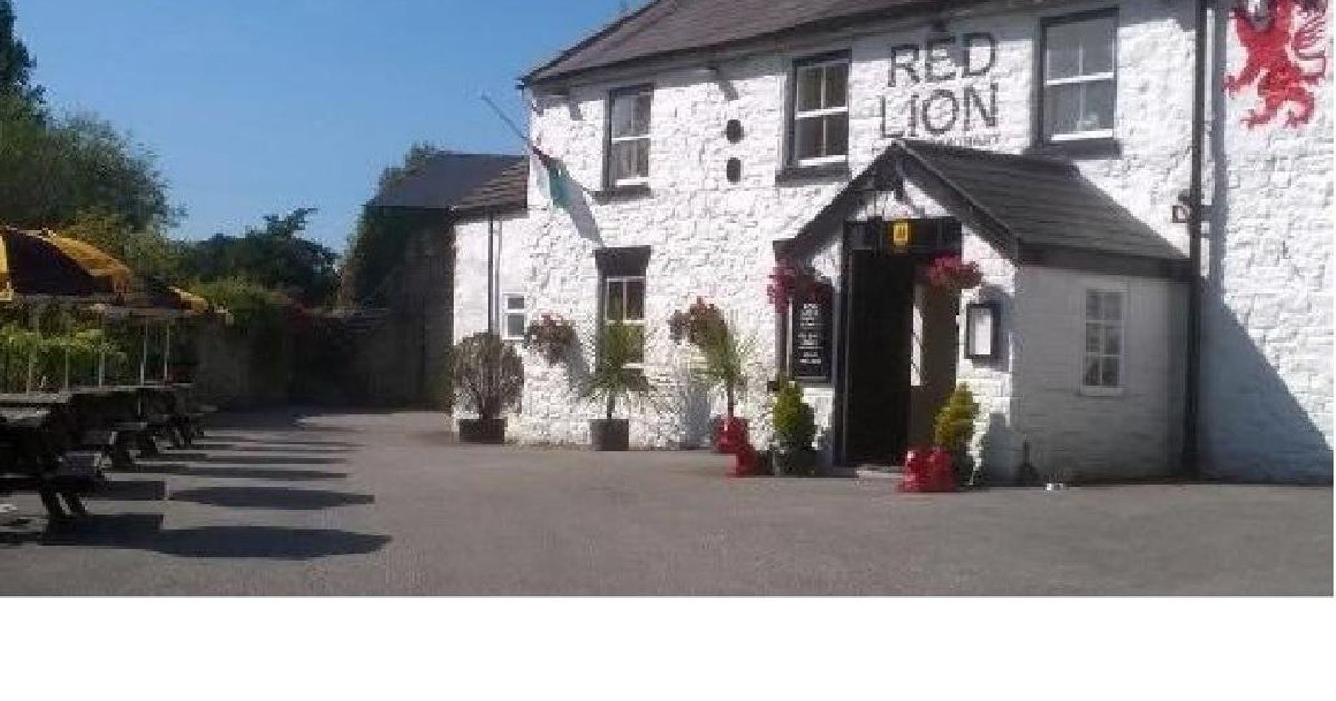 The Red Lion Llanasa