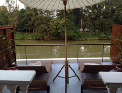 Chanthaburi City hotels with river view
