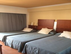 Talamanca hotels with sea view