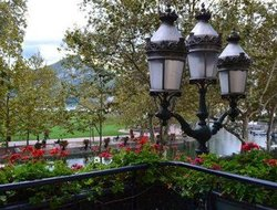 Pets-friendly hotels in Annecy