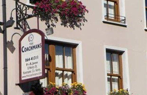 фото Coachmans Townhouse Hotel 668380624