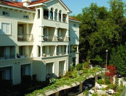 Top-4 romantic Lovran hotels