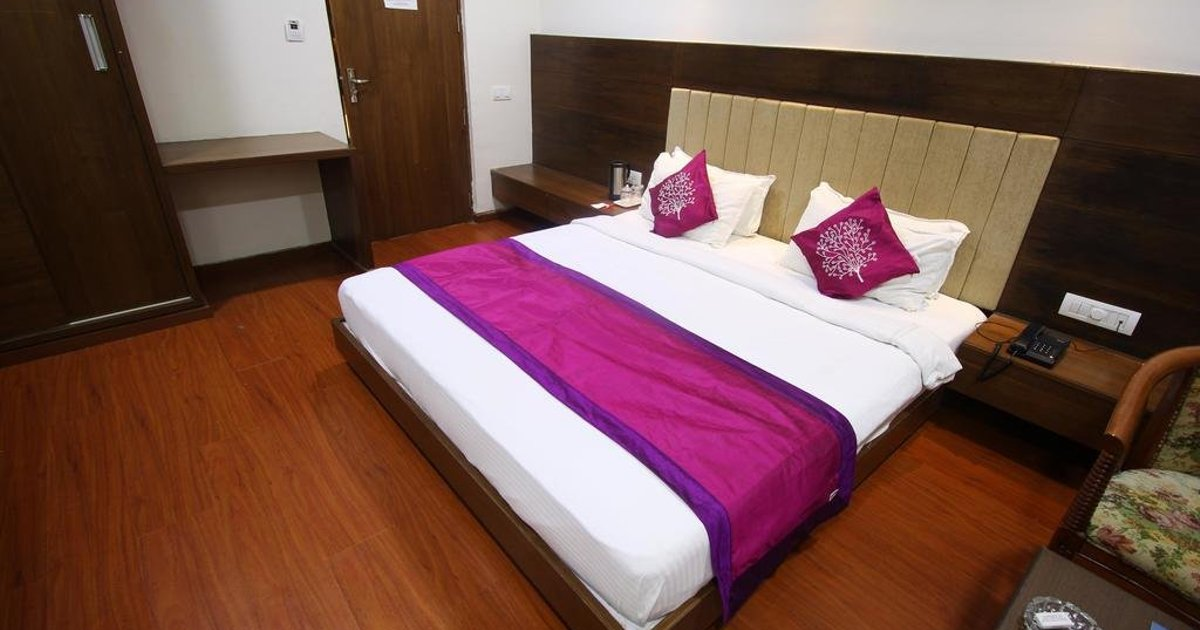 Oyo Rooms Vasna Satellite