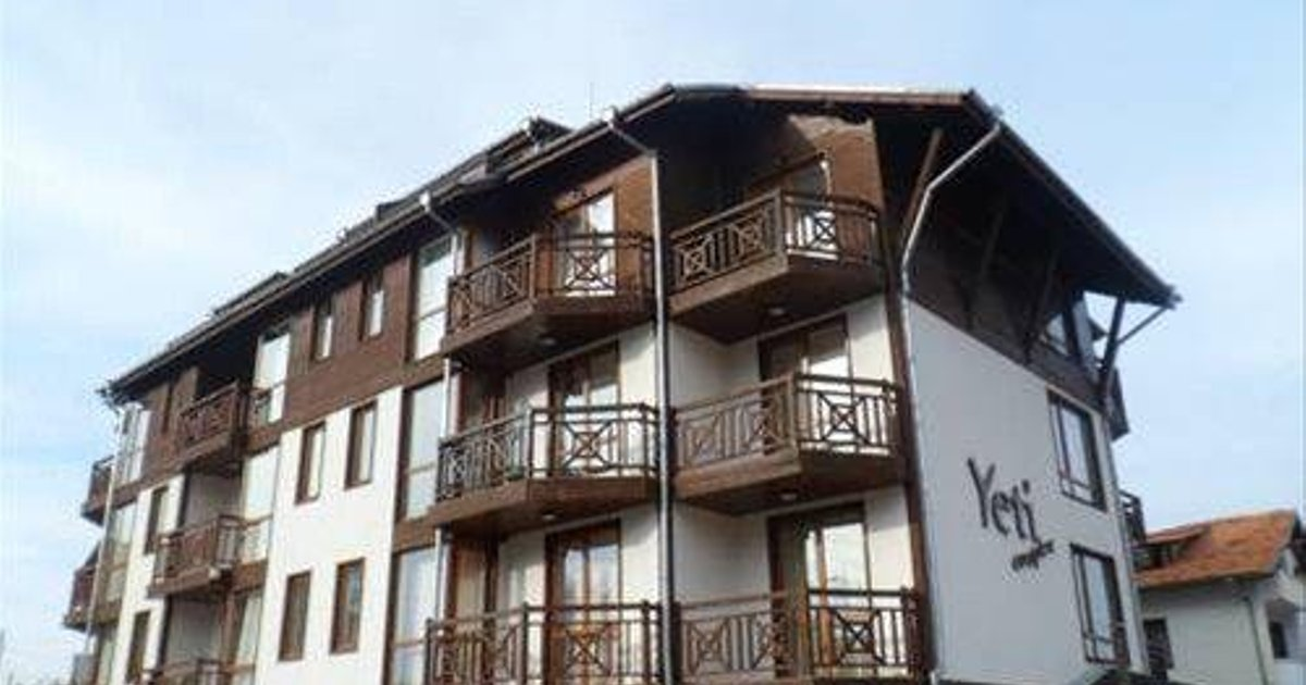 Yeti Self Catering Apartments
