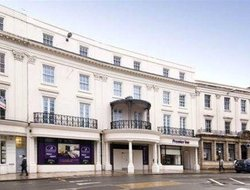 Business hotels in Leamington