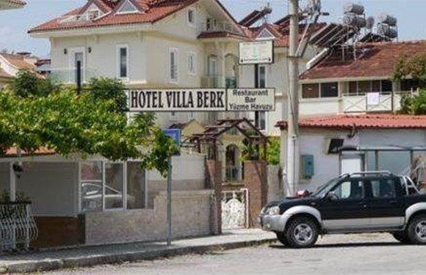 фото Hotel Villa Berk 668703600
