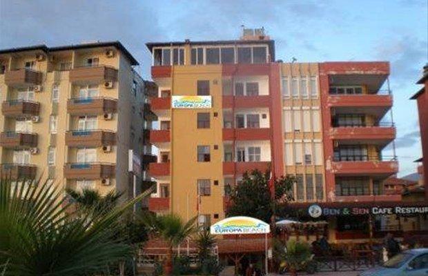 фото Europa Beach Hotel 668703909
