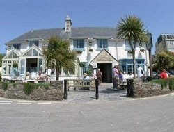 St. Mawes hotels with sea view