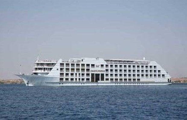 фото Steigenberger Omar El Khayam Cruise - Aswan - Abu Simbel - 04 & 07 nights Each Monday 668736566
