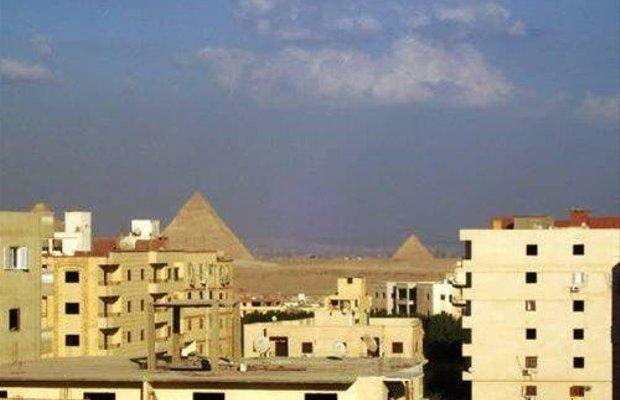 фото Two Bedroom Furnished Apartment Hadaiek Al Ahram Pyramids Giza 668740505